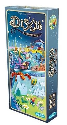 Expansion Dixit 10 aniversario Segunda Edicion