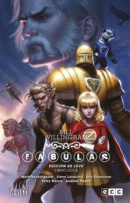 Fábulas: Edición de lujo - Libro 12