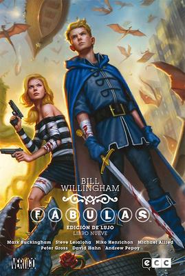 Fábulas Edición de lujo Libro 9