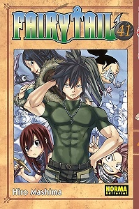 FAIRY TAIL nº 41