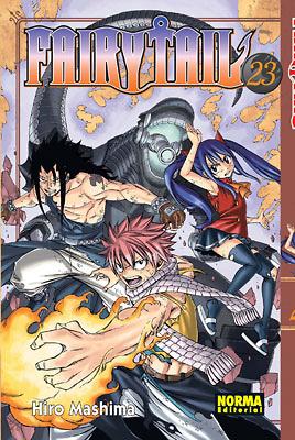 Fairy Tail nº 23