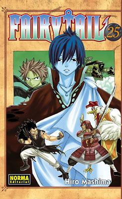 Fairy Tail nº 25