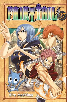 Fairy Tail nº 27