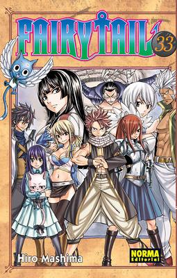 Fairy Tail nº 33