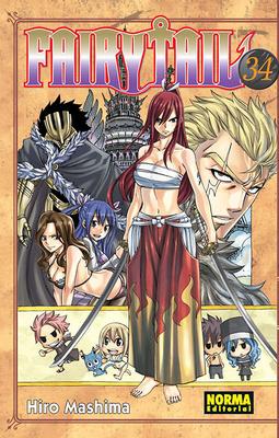 Fairy Tail nº 34