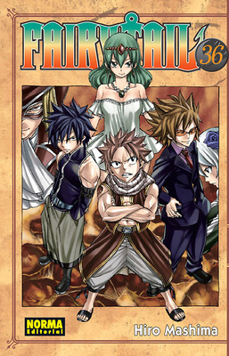 Fairy Tail nº 36
