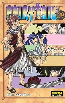 Fairy Tail nº 39