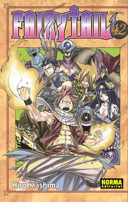 Fairy Tail nº 42