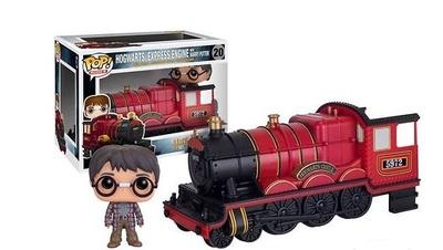 Figura Harry Potter Hogwarts Express Engine