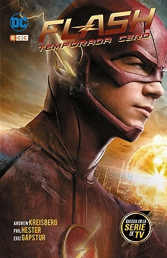 Flash Temporada cero (Edición cartoné)