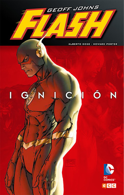 Flash de Geoff Johns Ignición