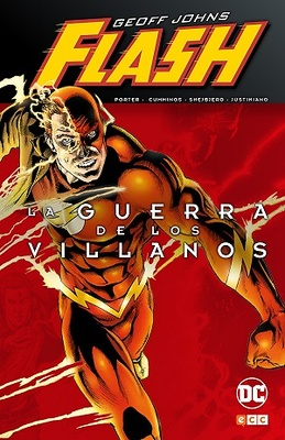Flash de Geoff Johns La guerra de los villanos