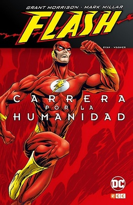 Flash de Grant Morrison y Mark Millar Carrera por la humanidad