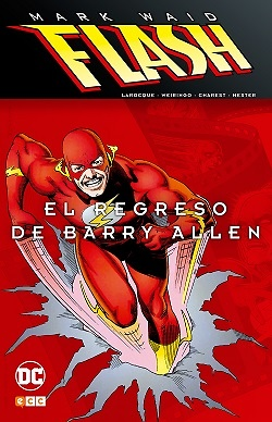 Flash de Mark Waid: El regreso de Barry Allen