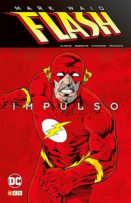 Flash de Mark Waid Impulso