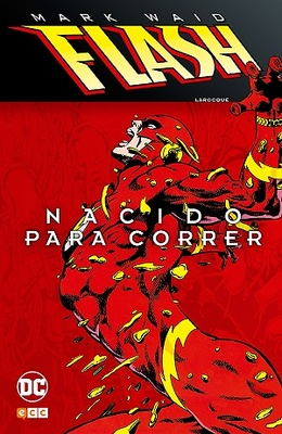 Flash de Mark Waid Nacido para correr