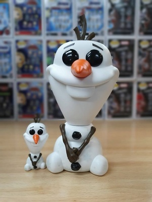 Frozen 2 Super Sized POP! Vinyl Olaf 25 cm