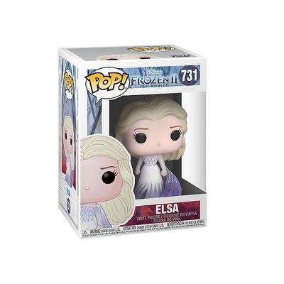 Frozen El Reino del Hielo 2 POP! Disney Vinyl Figura Elsa (Epilogue) 9 cm