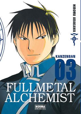 Fullmetal Alchemist Kanzenban nº 3