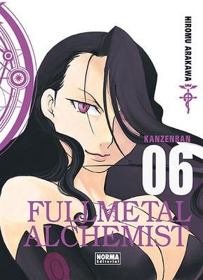 Fullmetal Alchemist Kanzenban nº 6