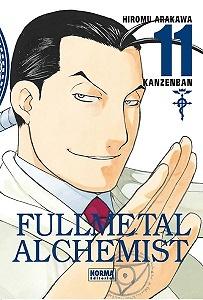 Fullmetal alchemist Kanzenban nº 11