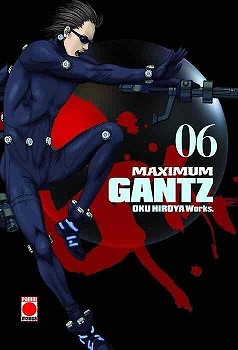 GANTZ MAXIMUM 06