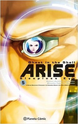 Ghost in the Shell Arise nº 05/07 (título original)