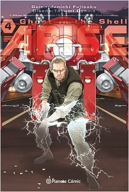 Ghost in the Shell Arise nº 4 / 7