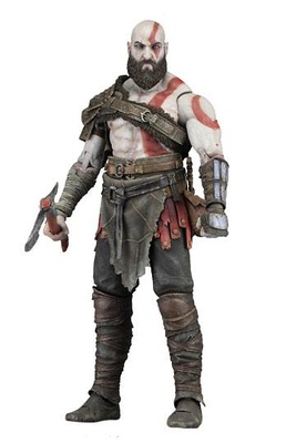 God of War (2018) Figura Kratos 18 cm