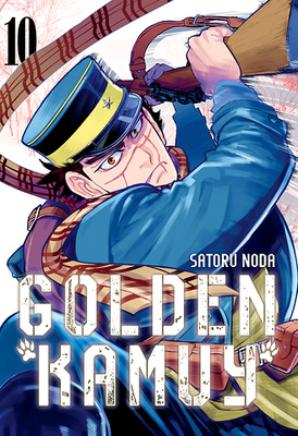 Golden Kamuy, Vol. 10