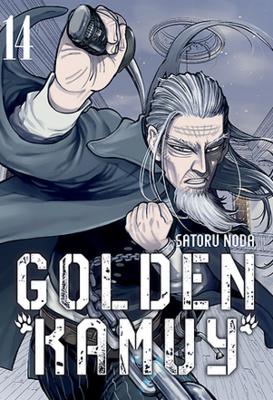 Golden Kamuy, Vol. 14