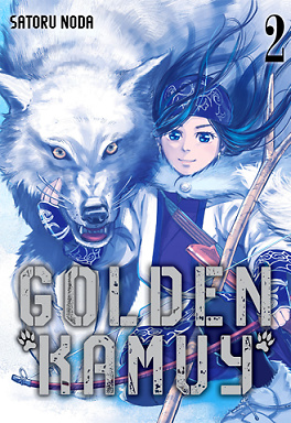Golden Kamuy, Vol. 2