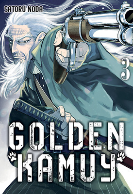 Golden Kamuy, Vol. 3