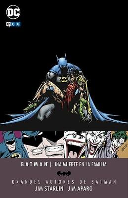 Grandes Autores de Batman Jim Starlin / Jim Aparo- Una muerte en la familia