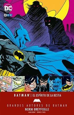 Grandes autores de Batman: Norm Breyfogle – El espíritu de la bestia
