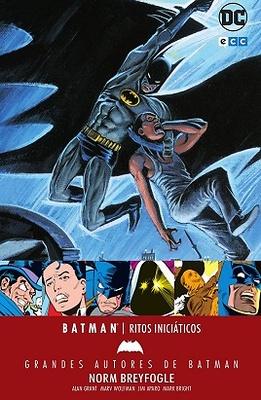 Grandes autores de Batman: Norm Breyfogle – Ritos iniciáticos