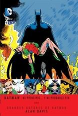 Grandes autores de Batman Alan Davis Mi principio y mi probable fin