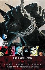 Grandes autores de Batman Bernie Wrightson  La secta