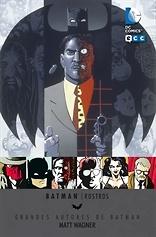 Grandes autores de Batman Matt Wagner  Rostros