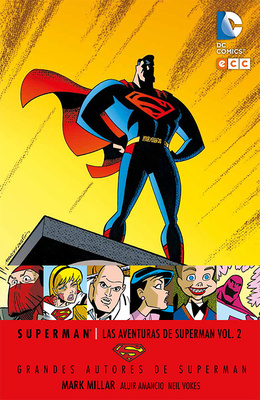 Grandes autores de Superman: Mark Millar - Las aventuras de Superman vol. 2