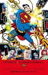 Grandes autores de Superman Mark Millar  Las aventuras de Superman vol. 1