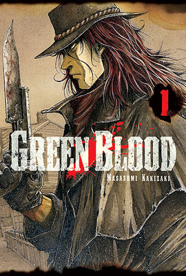 Green Blood nº 1