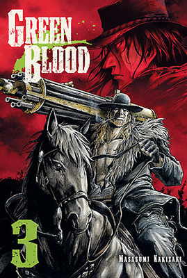 Green Blood nº 3