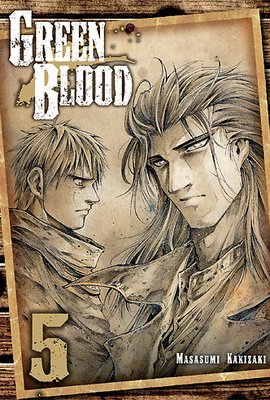 Green Blood nº 5
