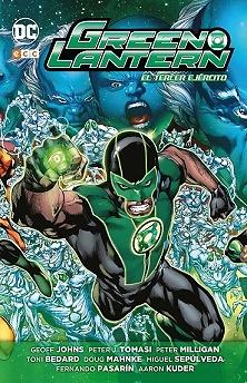 Green Lantern: El Tercer Ejército