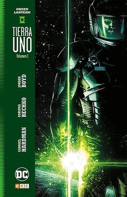 Green Lantern: Tierra uno vol. 01