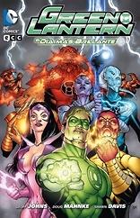 Green Lantern El dia mas brillante