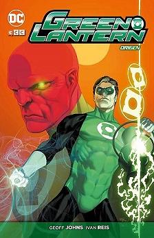 Green Lantern Origen