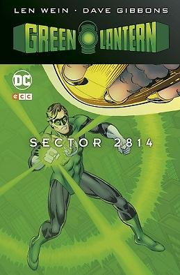 Green Lantern Sector 2814