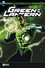Green Lantern de Geoff Johns nº 1